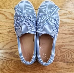Target A New Day Bow Boat Shoes